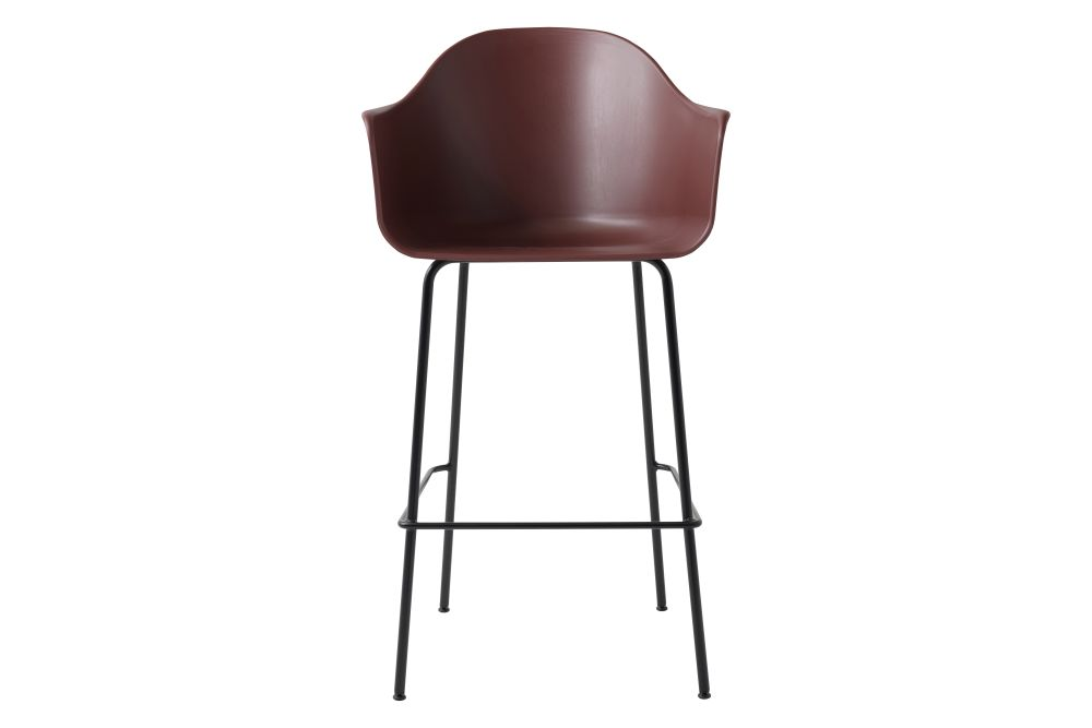 Plastic Light Grey / Metal Light Grey,MENU,Stools,bar stool,brown,chair,furniture,maroon,stool