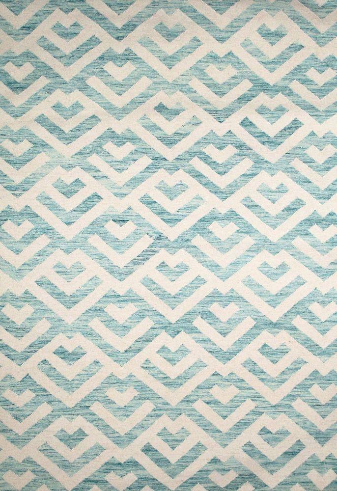 Aqua - 240x170,Bazaar Velvet Contemporary Rugs,Rugs