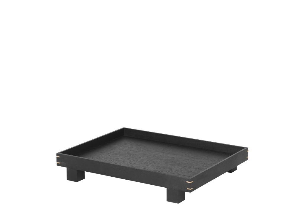 Black Oak - Large,ferm LIVING,Trays