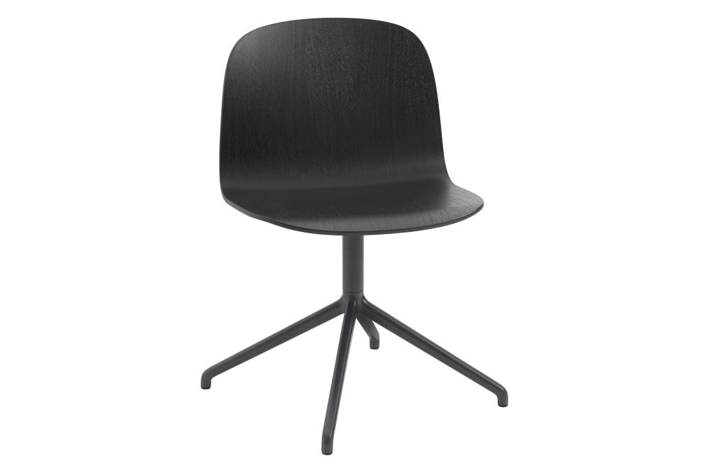 Black/Black,Muuto,Office Chairs