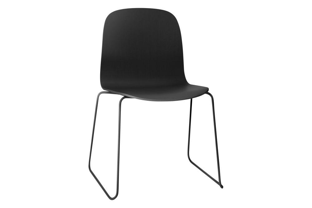 Black,Muuto,Dining Chairs