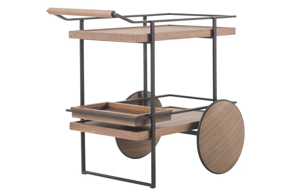 Veneer laminate,Stellar Works,Trolleys,furniture,product,shelf,table
