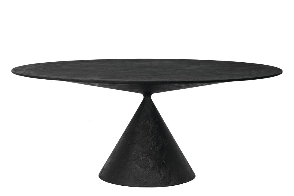 200cm, D67 Lava Stone, No,Desalto,Dining Tables,coffee table,end table,furniture,table