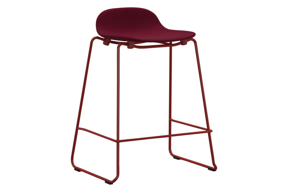 Fame Hybrid, Powder Coated Steel, 65,Normann Copenhagen,Stools