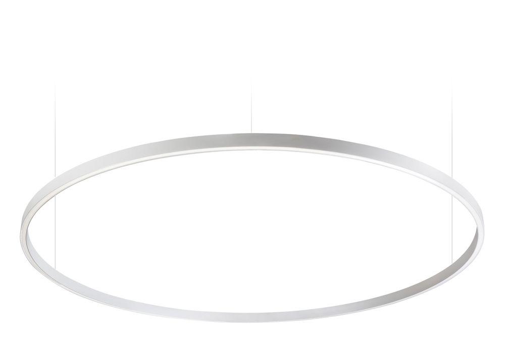 Matt White, Diffused Downlight, 100, 2700,Nemo Lighting,Soft Architectural Lighting
