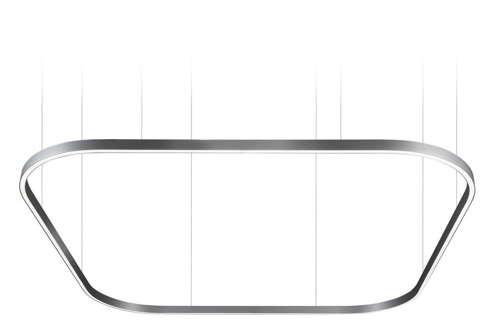 Matt Black, Diffused Downlight, 2700, L 150 x W 150,Nemo Lighting,Soft Architectural Lighting