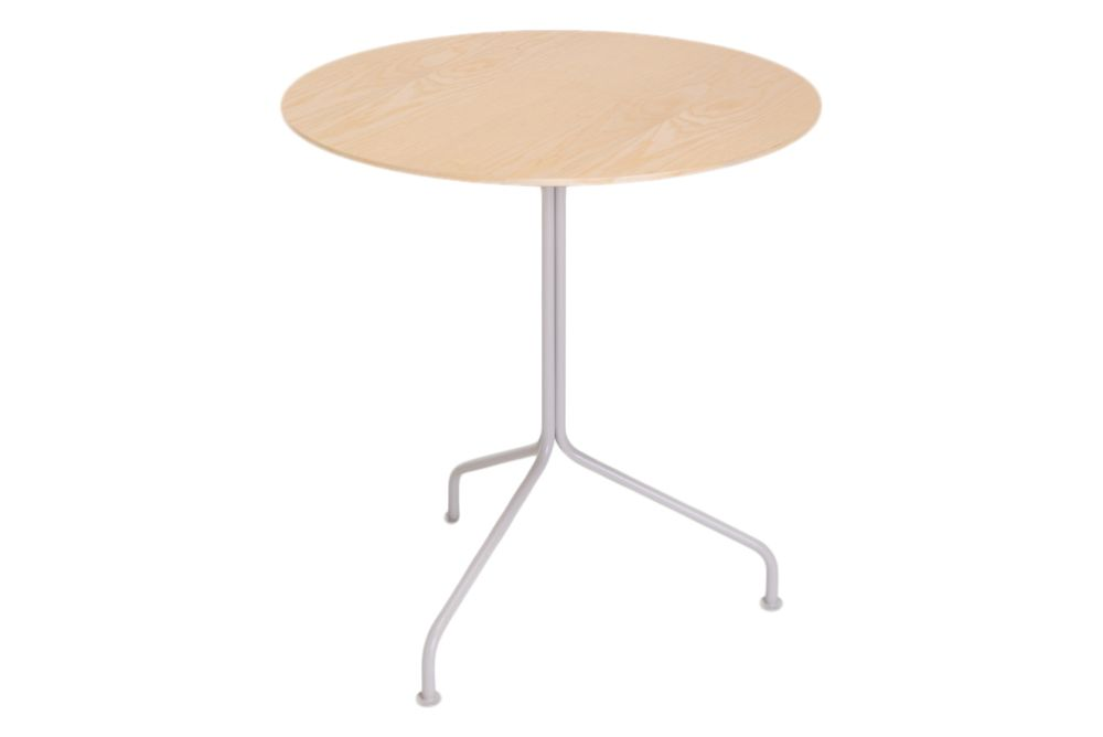 Haya Natural beech, RAL 7044,Verges,Coffee & Side Tables,coffee table,end table,furniture,outdoor table,table