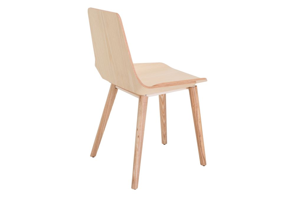 Haya White 93,Verges,Dining Chairs,beige,chair,furniture,plywood,wood