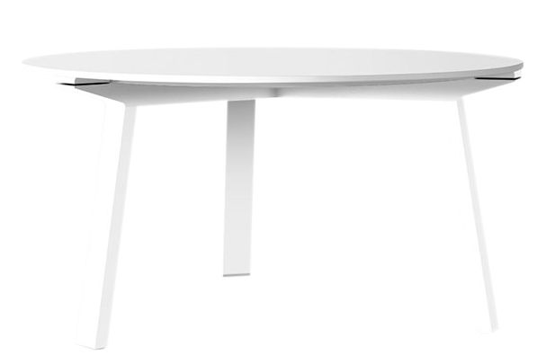 Super-Matt Oak,Punt,Dining Tables,coffee table,furniture,table,white