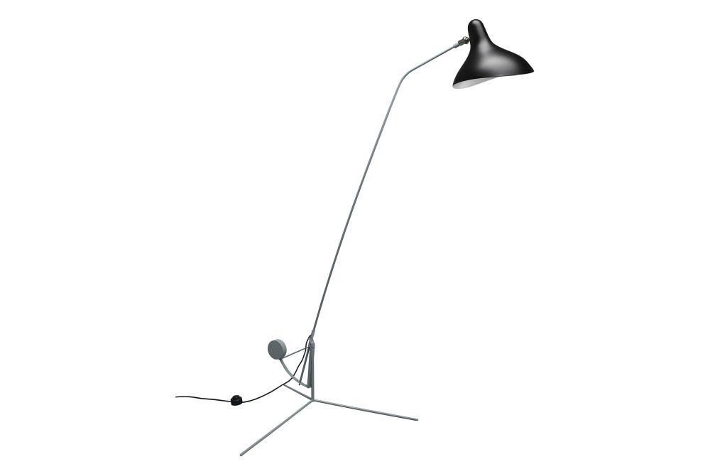 Noir Stain/Black Stain,DCW éditions,Floor Lamps,line