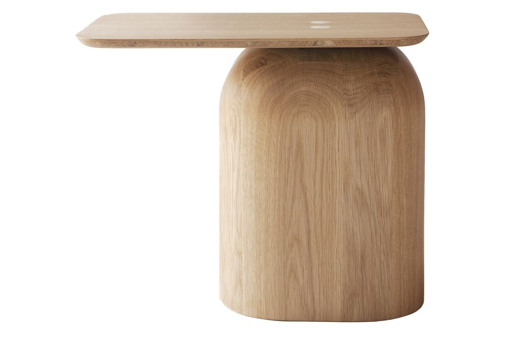 Oak Natural Oil,Nikari,Coffee & Side Tables,furniture,stool,table