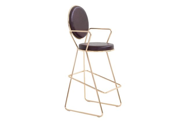 Black, A0863 - Divina 3 562 orange,Moroso,Workplace Stools,bar stool,chair,folding chair,furniture