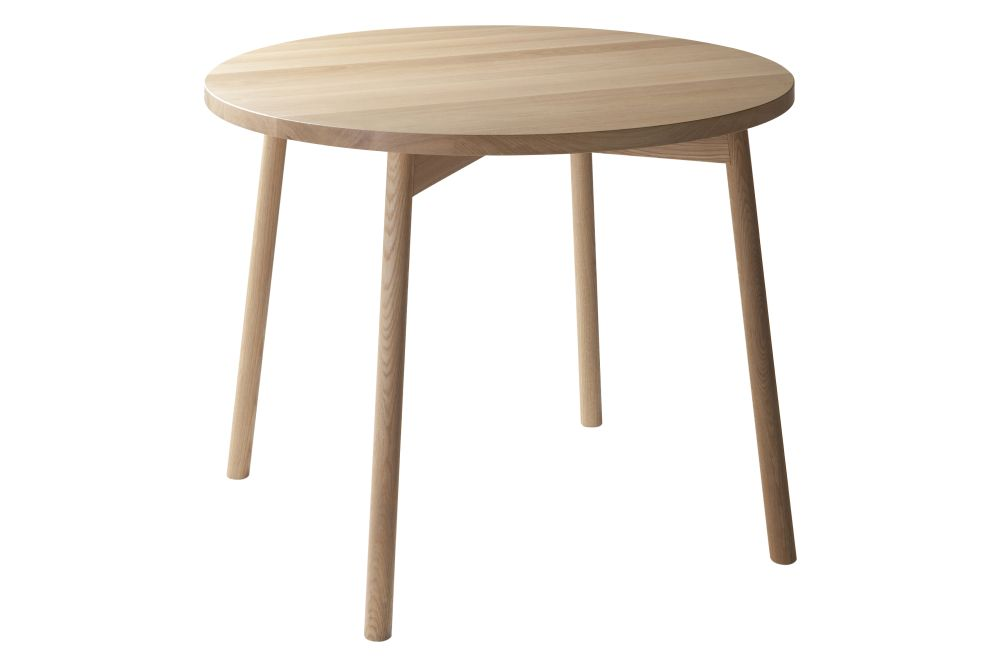 Birch Natural Oil, 70 x 73,Nikari,Coffee & Side Tables,furniture,outdoor table,stool,table