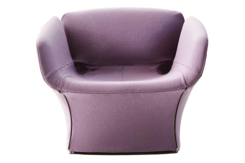 Divina 3 106 white - W,Moroso,Armchairs,chair,club chair,furniture,purple,violet