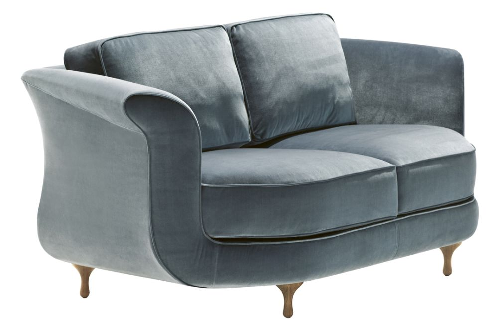 A8126 - Units 4 Nuvola blue, Beech Black,Moroso,Sofas,chair,club chair,couch,furniture,loveseat,product