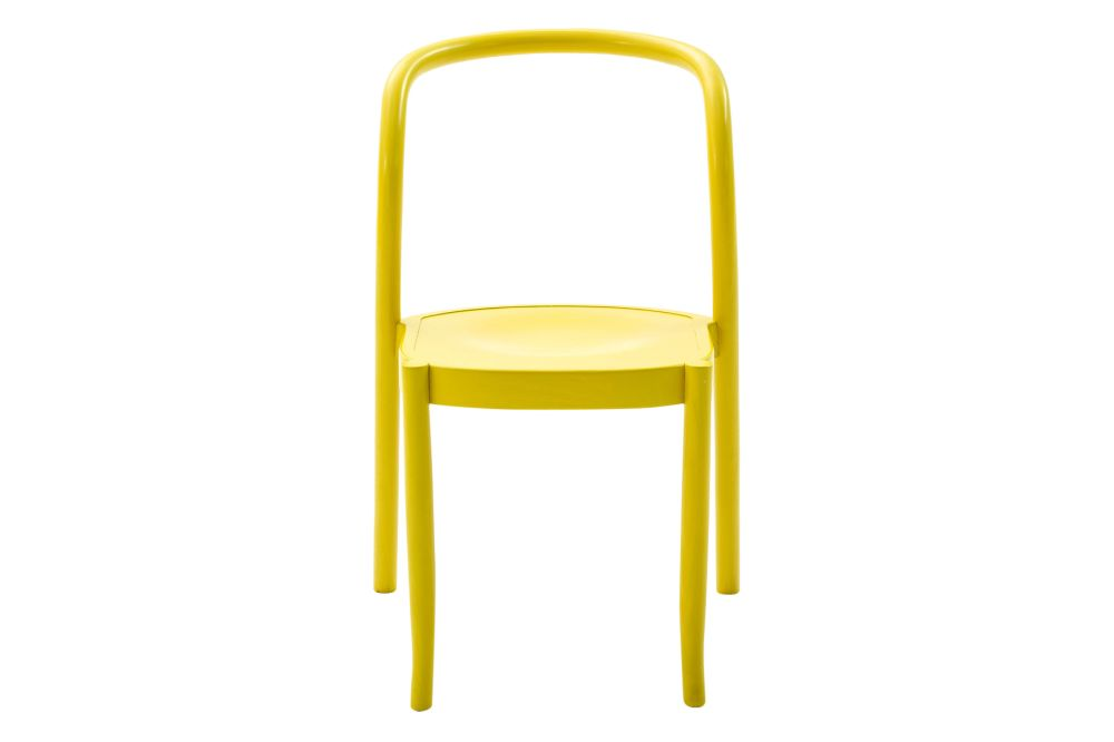 Ash natural,Moroso,Dining Chairs,chair,furniture,yellow