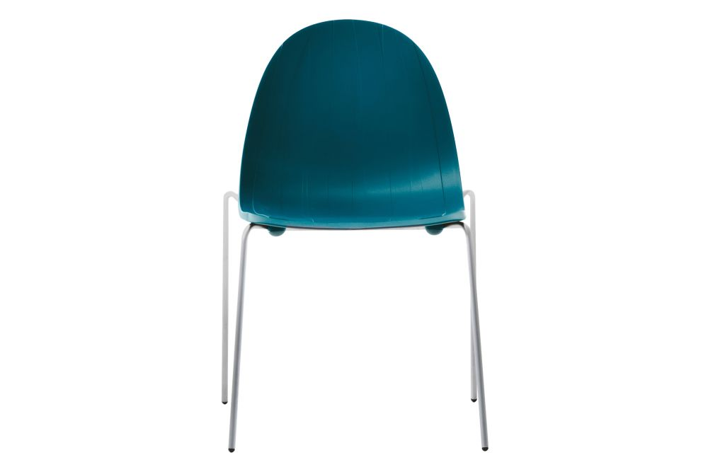 Pure White, White Chalk,Moroso,Dining Chairs,aqua,azure,chair,furniture,turquoise