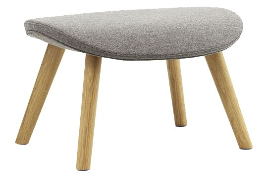 Yoredale, Black Painted Oak,Normann Copenhagen,Footstools