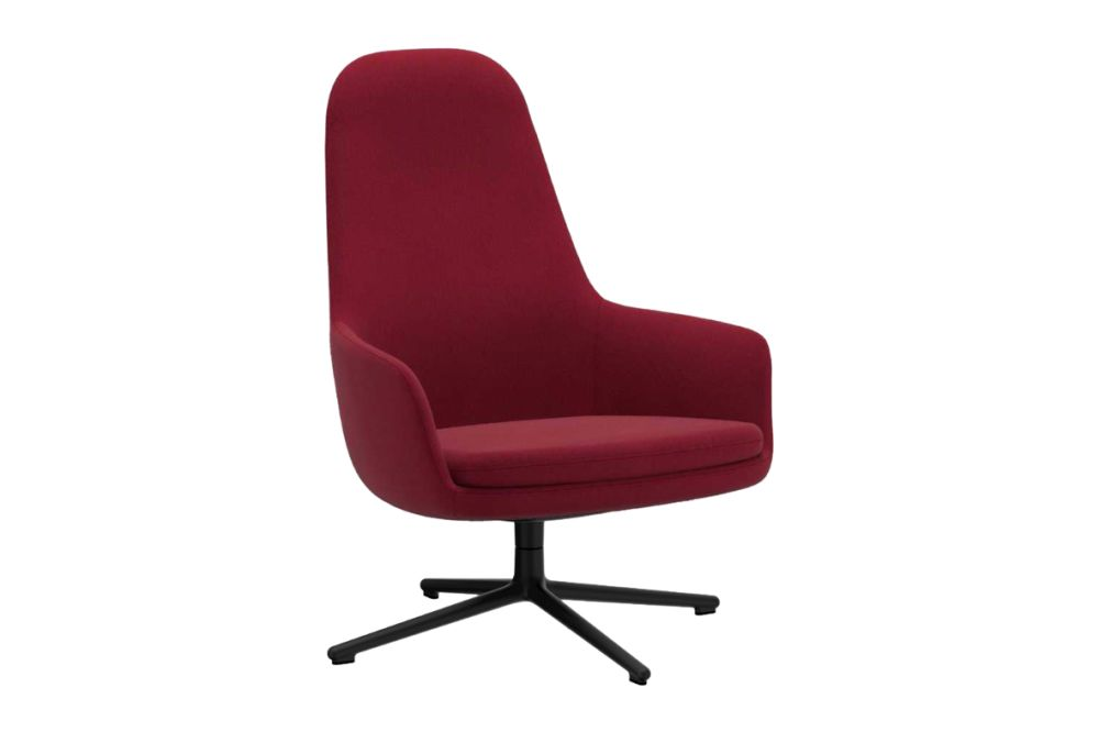 Fame 60078, Aluminium,Normann Copenhagen,Lounge Chairs,chair,furniture,line,material property,office chair