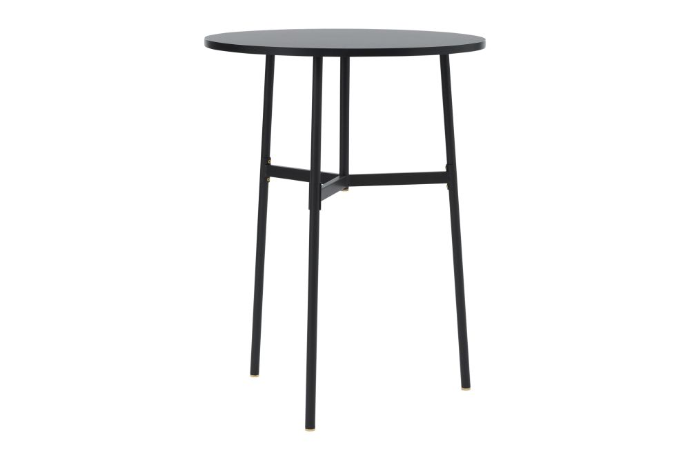 Black, 105.5,Normann Copenhagen,High Tables,bar stool,end table,furniture,outdoor table,stool,table