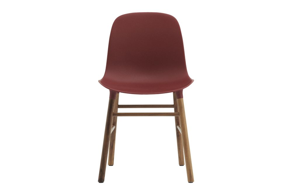 NC Lacquered Steel, White,Normann Copenhagen,Dining Chairs,chair,furniture,orange
