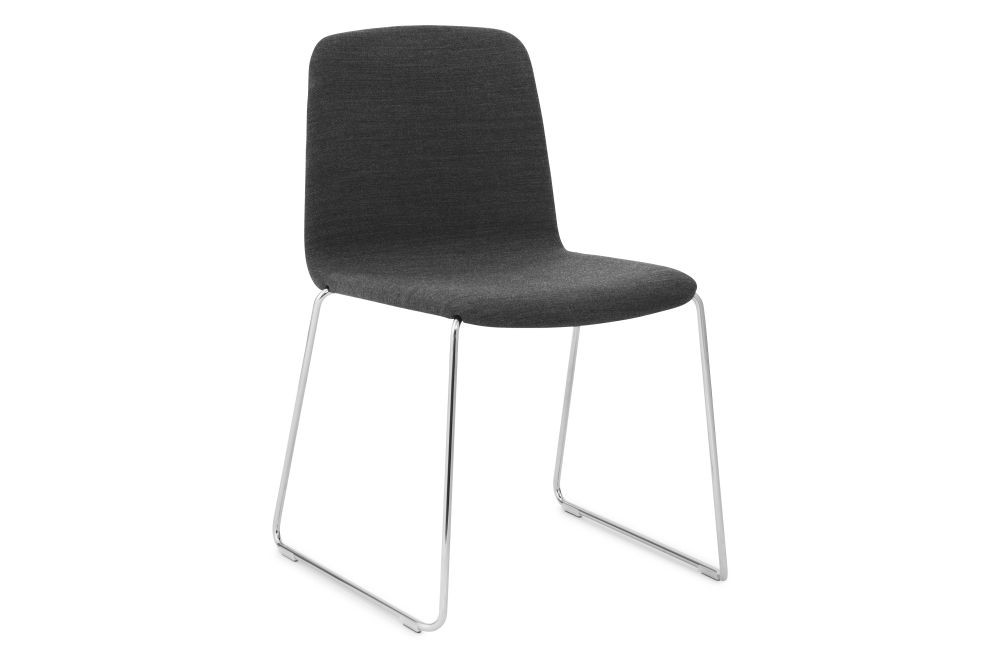 Fame 60005, NC Chrome,Normann Copenhagen,Dining Chairs,chair,furniture
