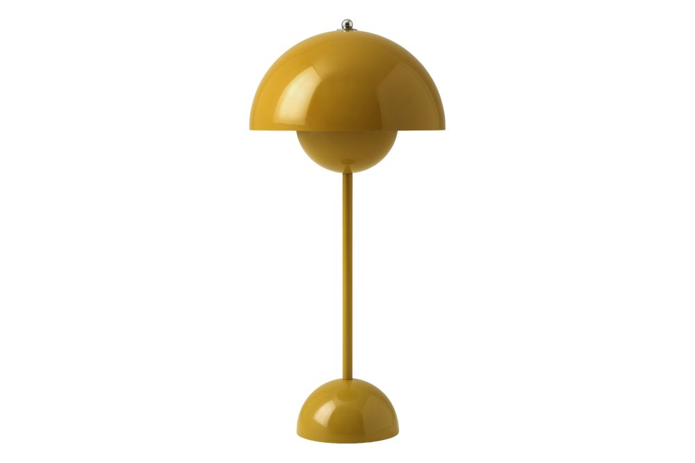 Gloss Mustard,&Tradition,Table Lamps,lamp,light fixture,lighting,yellow