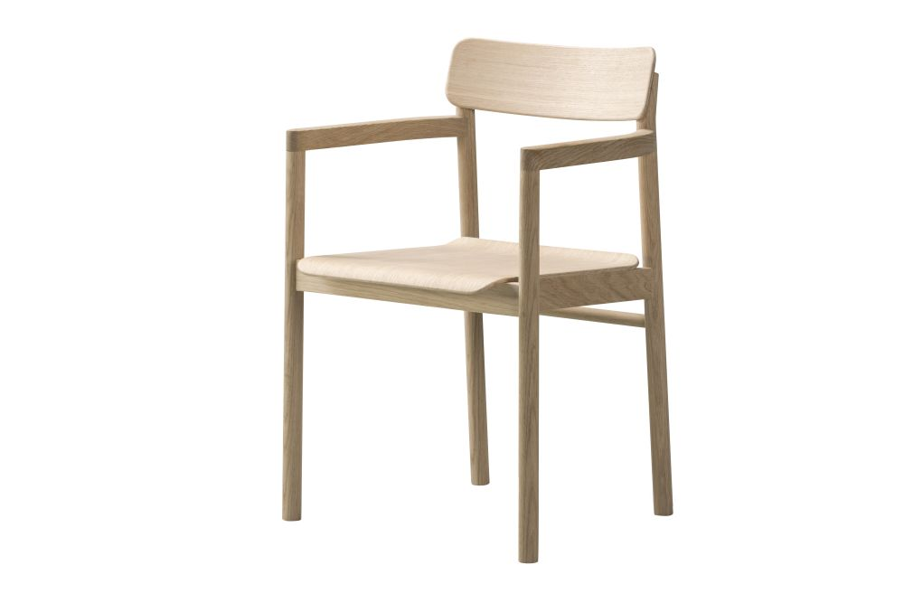 Oak lacquered,Fredericia,Dining Chairs
