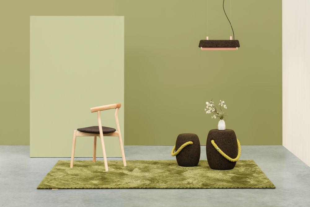 Dina chair / Ash + Cork