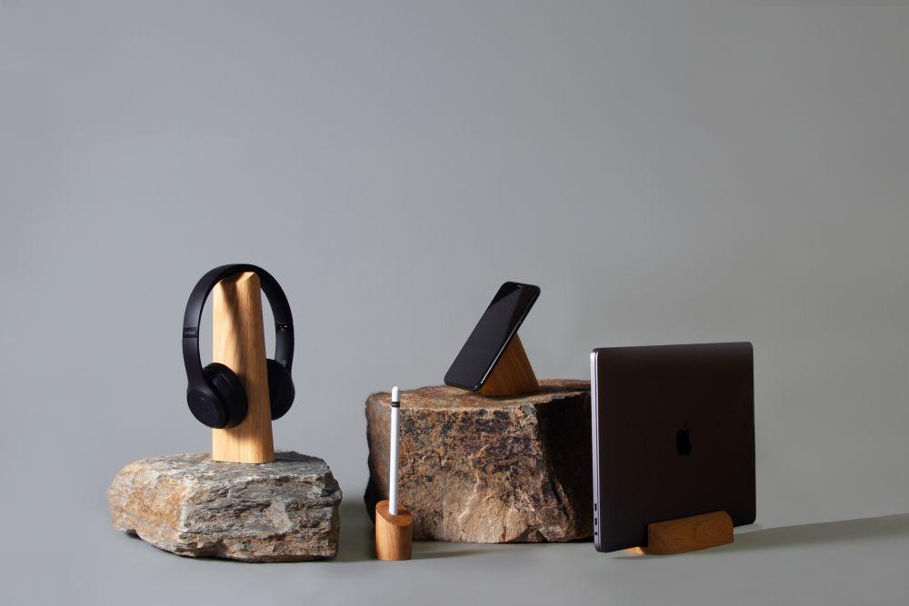 GEO, desk accessories collection