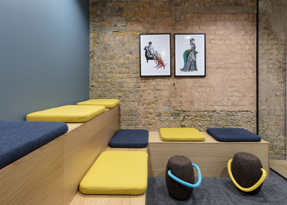 Pipo Big   Project by Kinersley Kent Design in the United Kingdom