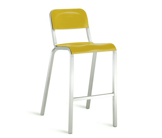 Black,Emeco,Stools,bar stool,chair,furniture,yellow