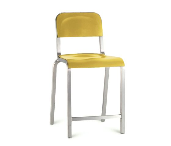 Black,Emeco,Stools,chair,furniture,yellow