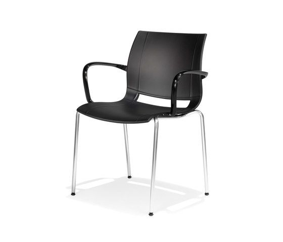 Kusch+Co,Office Chairs,armrest,chair,furniture,leather,line,material property,product