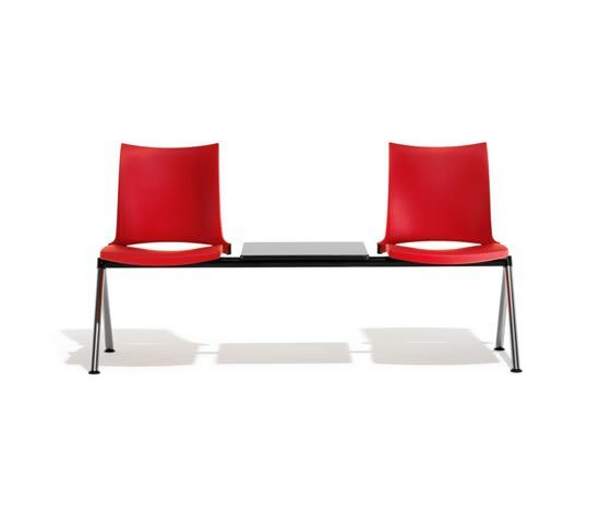 Kusch+Co,Benches,chair,furniture,red,table