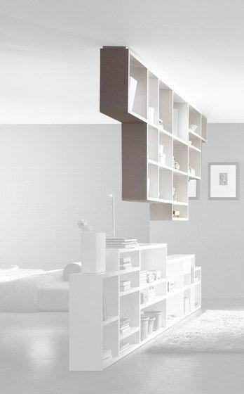 LAGO,Bookcases & Shelves,architecture,bookcase,design,furniture,interior design,line,material property,room,shelf,shelving,white