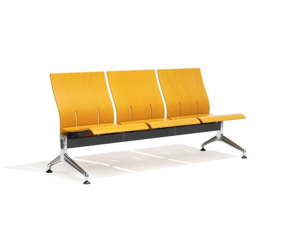 Kusch+Co,Benches,furniture,orange,outdoor furniture,yellow