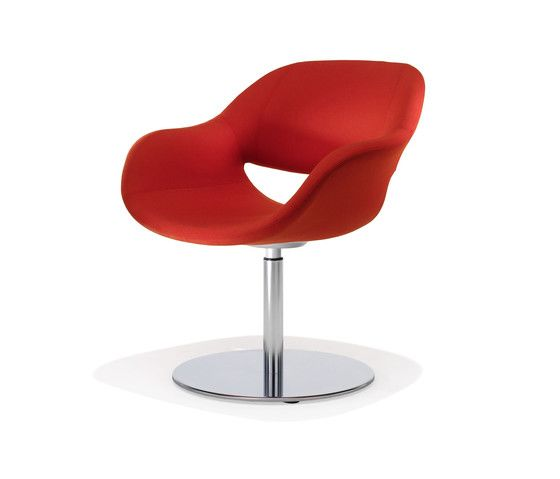 Kusch+Co,Lounge Chairs,chair,furniture,red