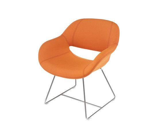 Kusch+Co,Lounge Chairs,chair,furniture,orange