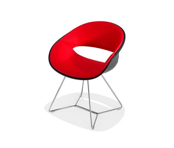 Kusch+Co,Dining Chairs,chair,furniture,red