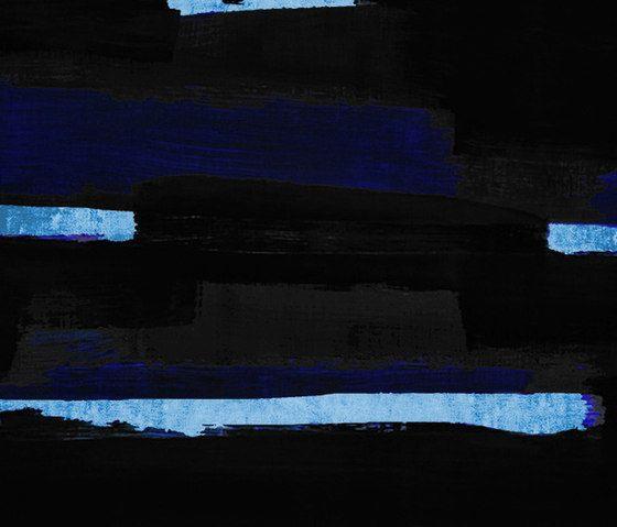 Henzel Studio,Rugs,black,blue,electric blue,light,line,sky
