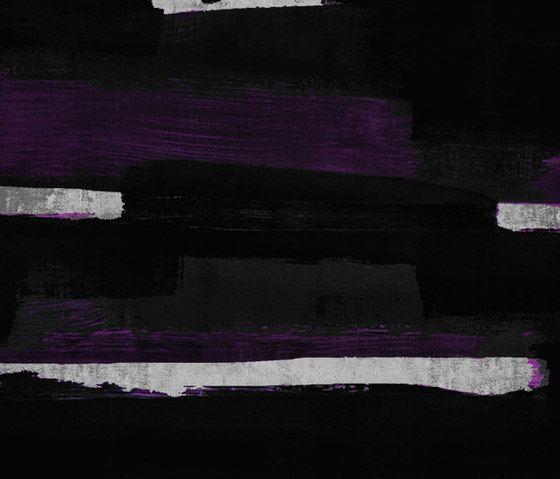 Henzel Studio,Rugs,black,magenta,purple,violet