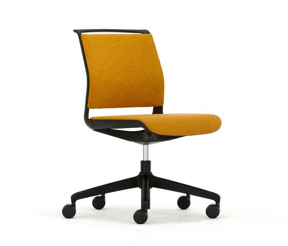 Senator,Office Chairs,armrest,chair,furniture,line,material property,office chair,orange,plastic