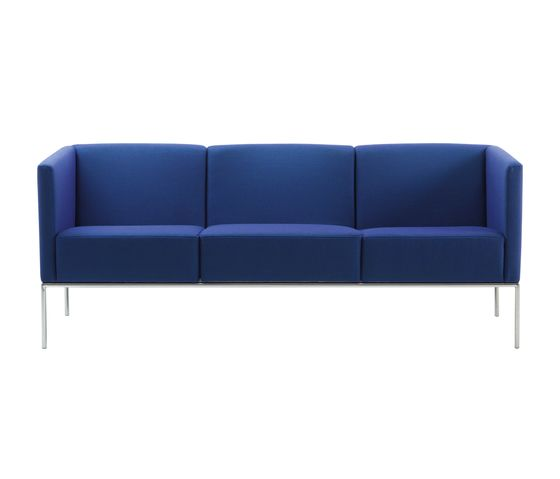 Brühl,Sofas,blue,cobalt blue,couch,electric blue,furniture,leather,sofa bed,studio couch