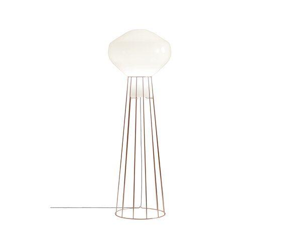 Fabbian,Floor Lamps,metal