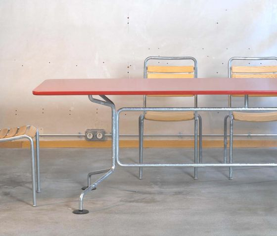 Atelier Alinea,Dining Tables,chair,desk,furniture,table