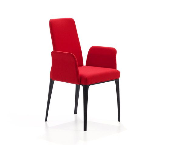 Bross,Office Chairs,chair,design,furniture,line,material property,red