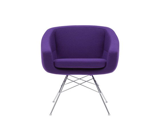 Softline A/S,Dining Chairs,chair,furniture,magenta,purple,violet