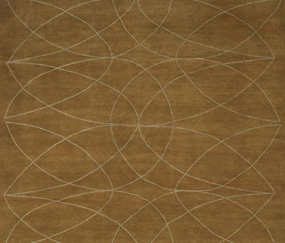 KRISTIINA LASSUS,Rugs,beige,brown,circle,line,pattern