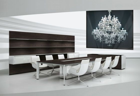 Bene,Office Tables & Desks,black-and-white,design,dining room,furniture,house,interior design,lighting,property,room,table,wall,white